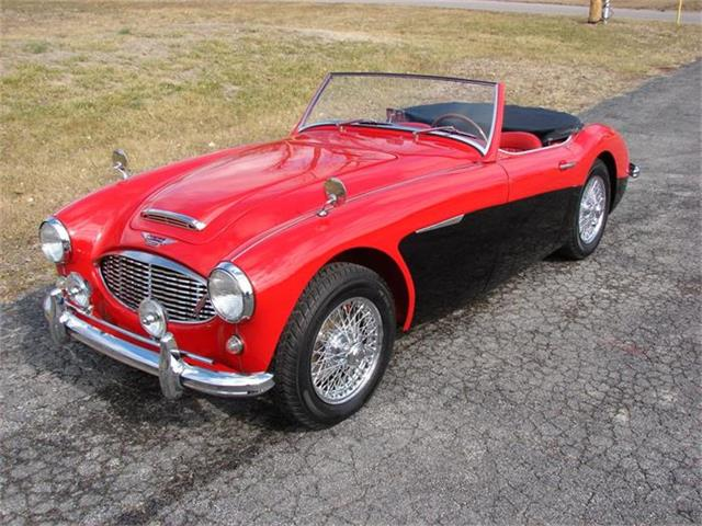 1962 Austin-Healey 3000 Mark II | 772722