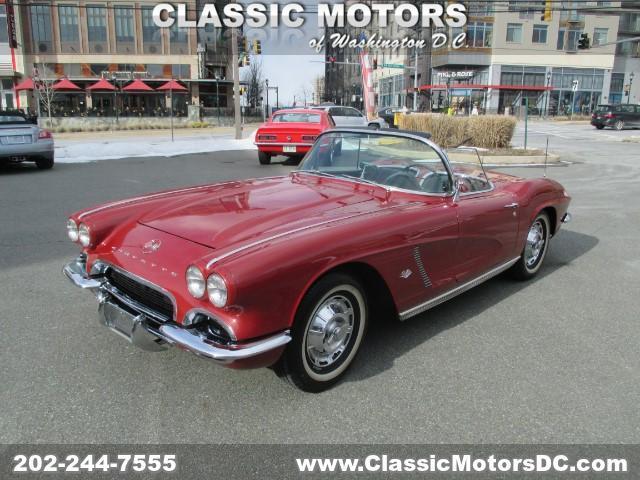 1962 Chevrolet Corvette | 772723