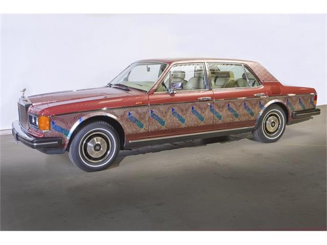 1984 Rolls-Royce Silver Spur | 772736