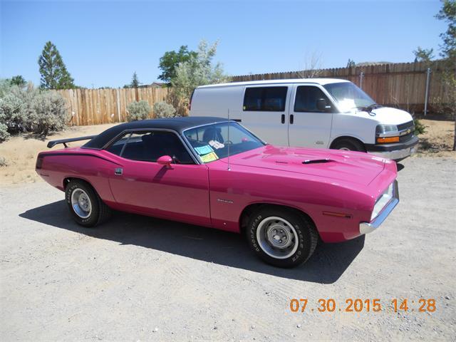 1970 Plymouth Barracuda | 772740