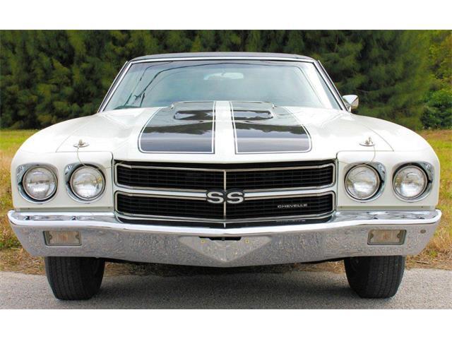 1970 Chevrolet Chevelle SS | 772763