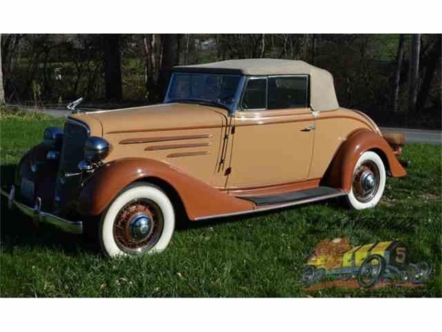 1934 Chevrolet Master | 772767