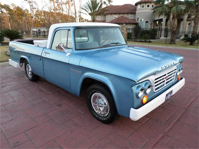 1964 Dodge D100 | 772773