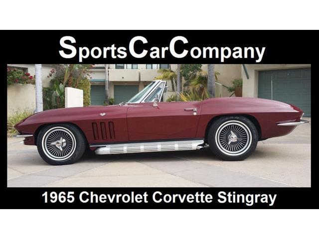 1965 Chevrolet Corvette | 770279