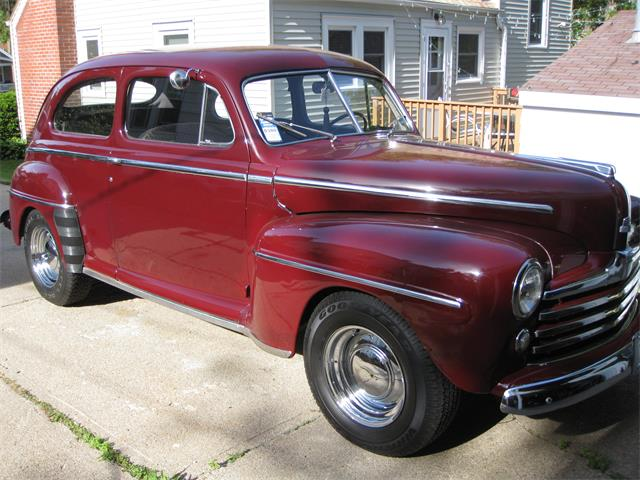 1947 Ford Super Deluxe | 772792