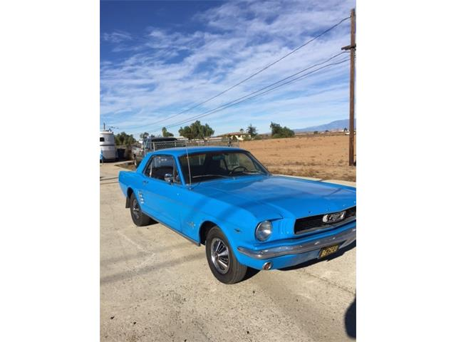1966 Ford Mustang | 772795