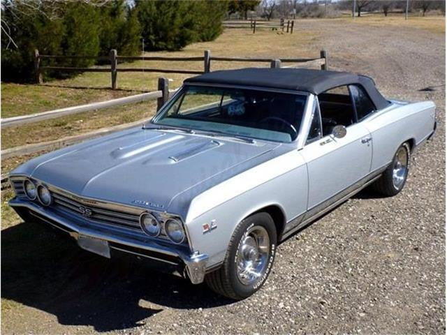 1967 Chevrolet Chevelle | 772846