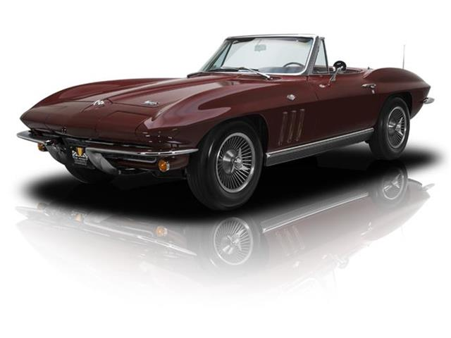 1966 Chevrolet Corvette Stingray | 772858