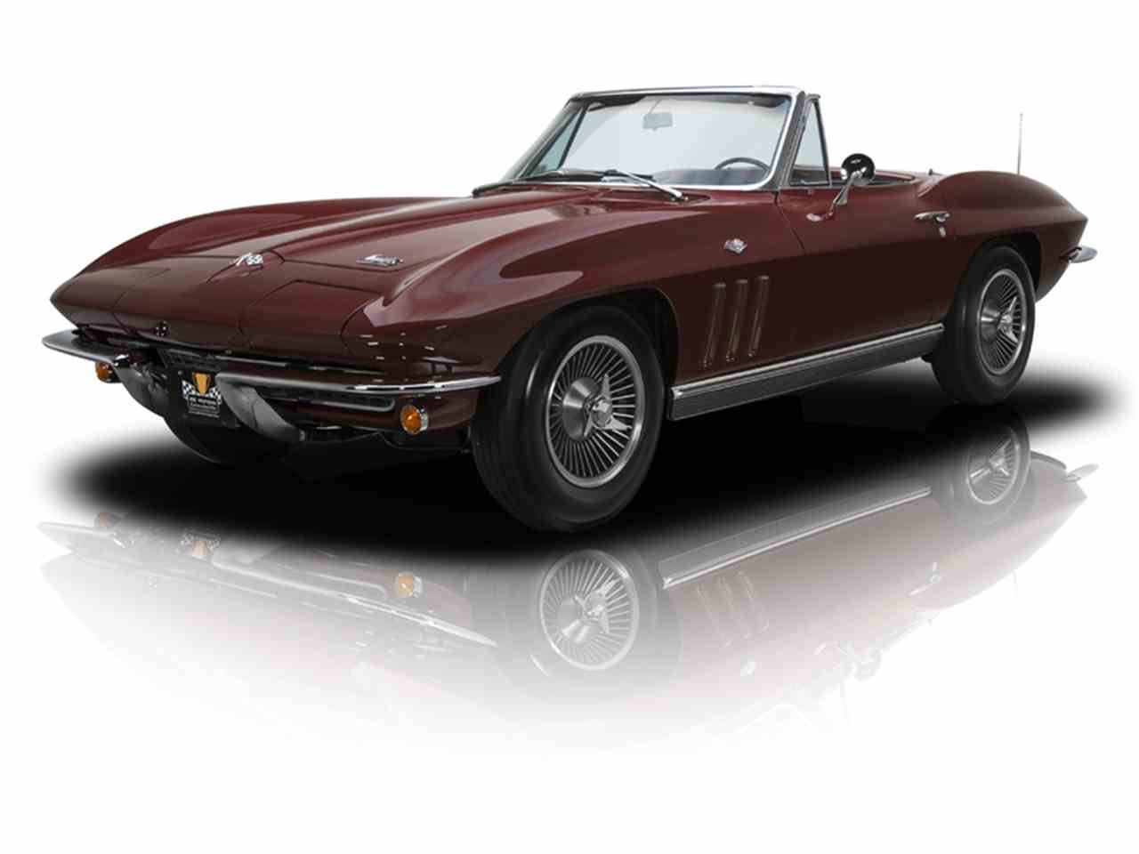 Large Picture of Classic 1966 Chevrolet Corvette Stingray - GKCA