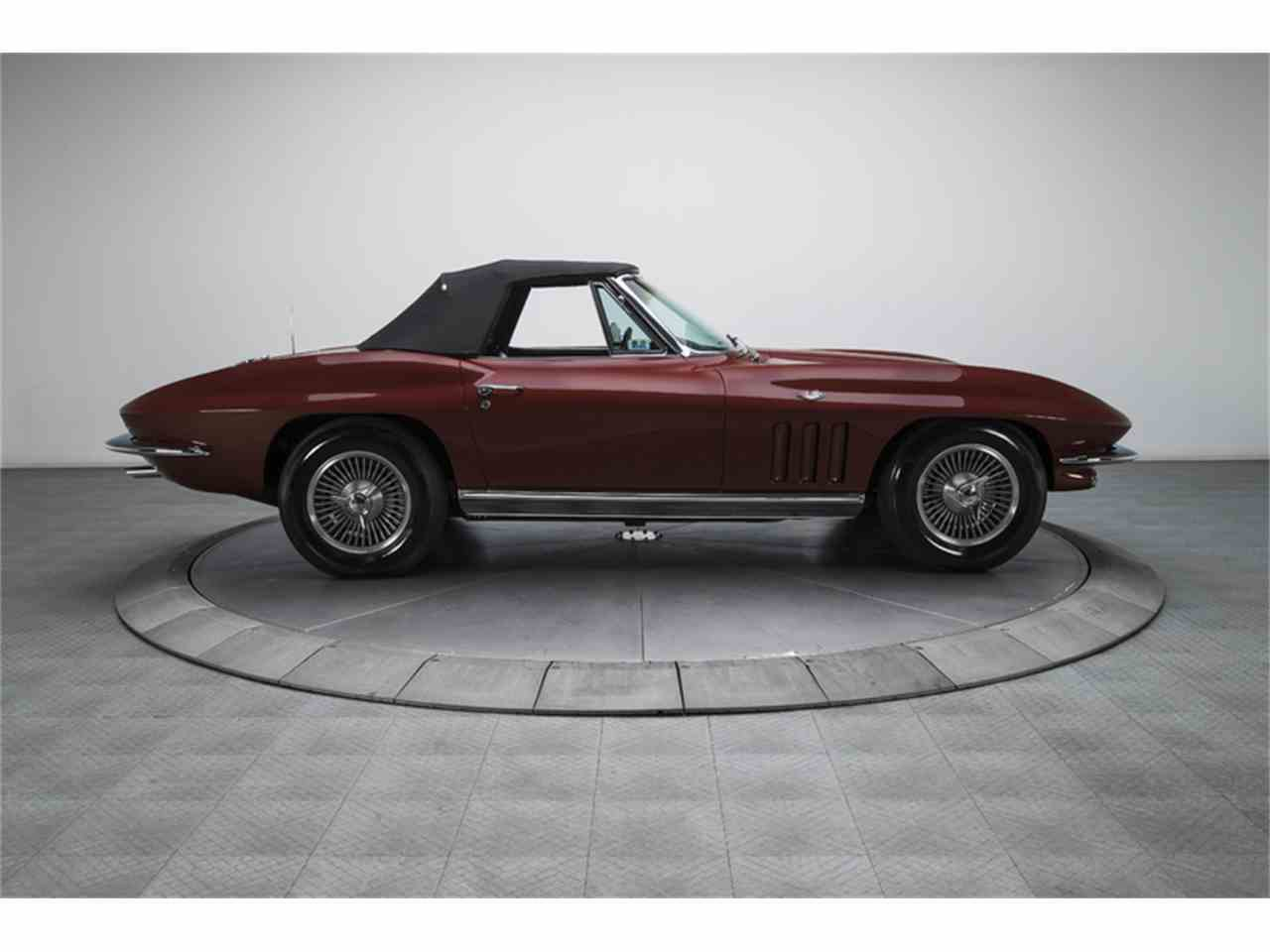 Large Picture of Classic '66 Corvette Stingray Offered by RK Motors Charlotte - GKCA