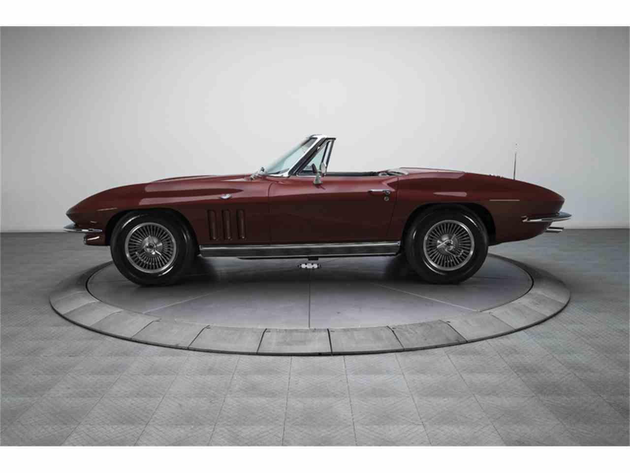 Large Picture of Classic '66 Chevrolet Corvette Stingray - $89,900.00 Offered by RK Motors Charlotte - GKCA