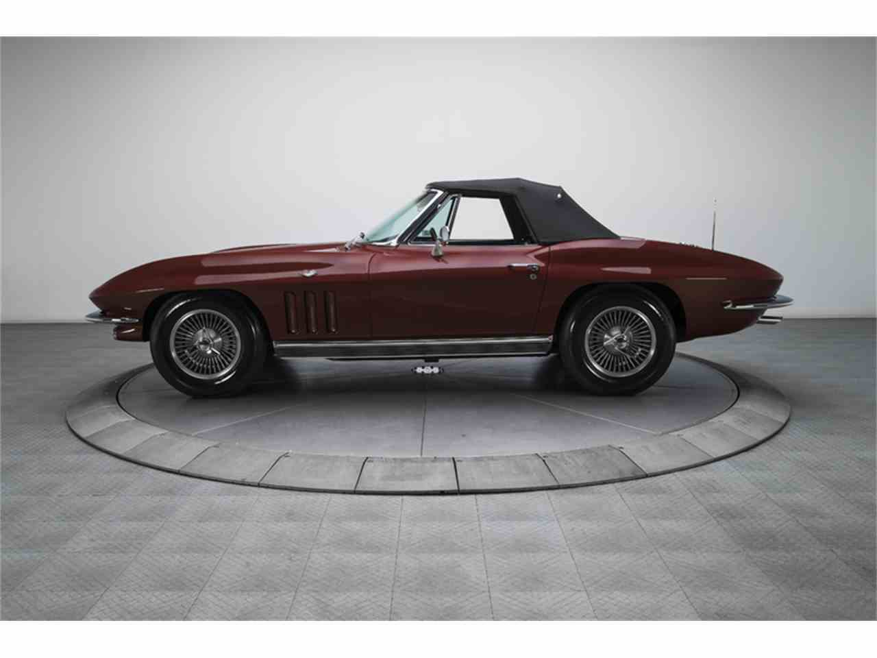Large Picture of Classic '66 Chevrolet Corvette Stingray located in Charlotte North Carolina Offered by RK Motors Charlotte - GKCA