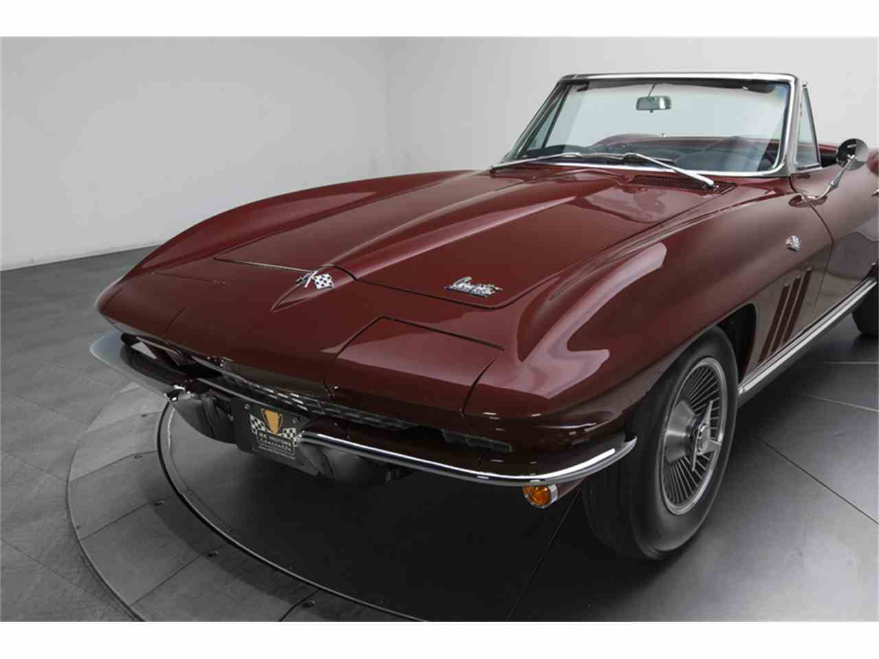 Large Picture of 1966 Corvette Stingray located in North Carolina - GKCA