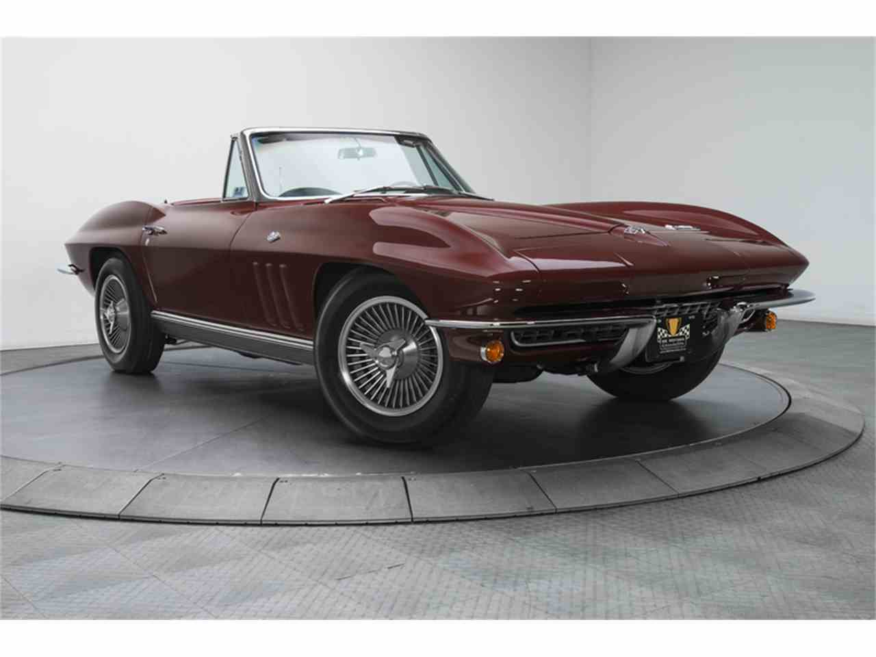 Large Picture of '66 Chevrolet Corvette Stingray located in North Carolina - $89,900.00 - GKCA