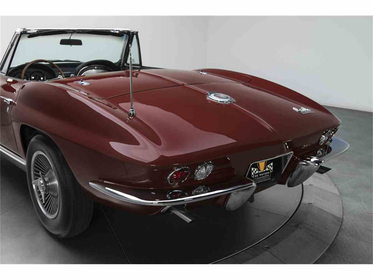 Large Picture of Classic 1966 Corvette Stingray - $89,900.00 Offered by RK Motors Charlotte - GKCA