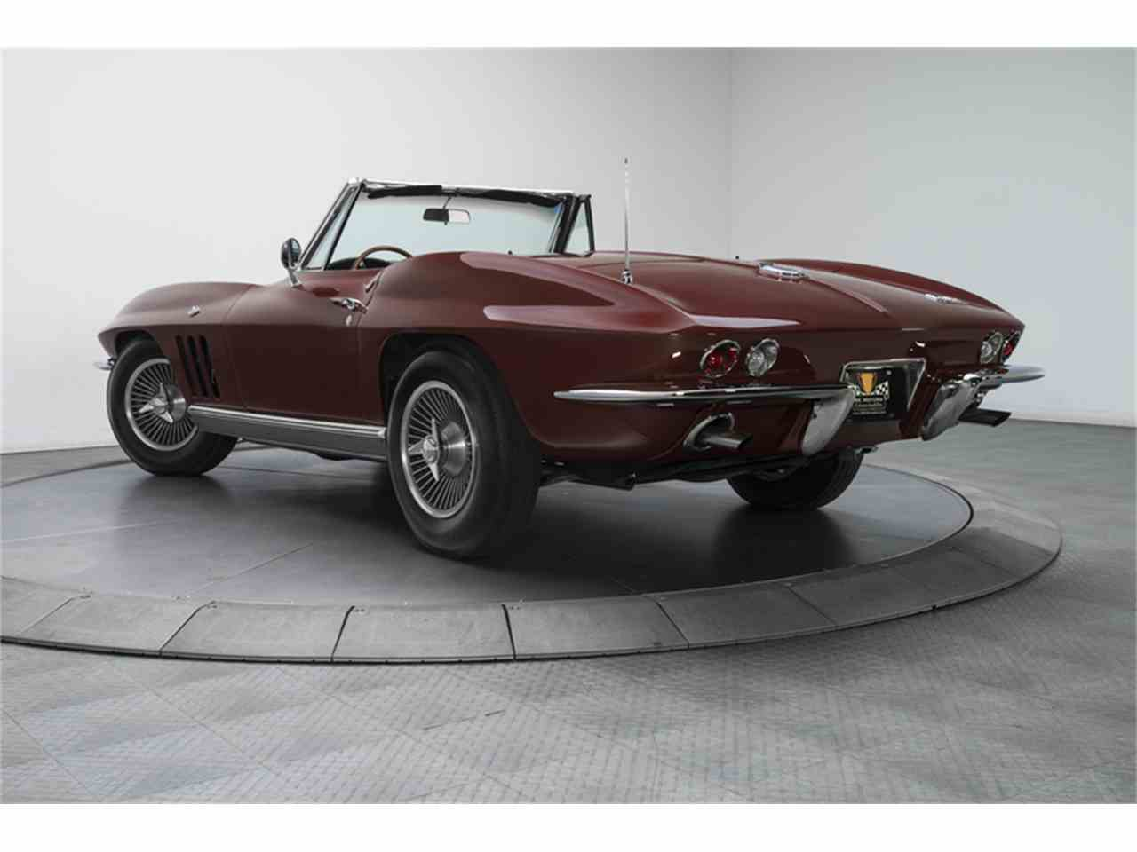 Large Picture of Classic 1966 Corvette Stingray located in Charlotte North Carolina Offered by RK Motors Charlotte - GKCA