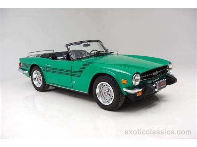 1976 Triumph TR6 | 772864