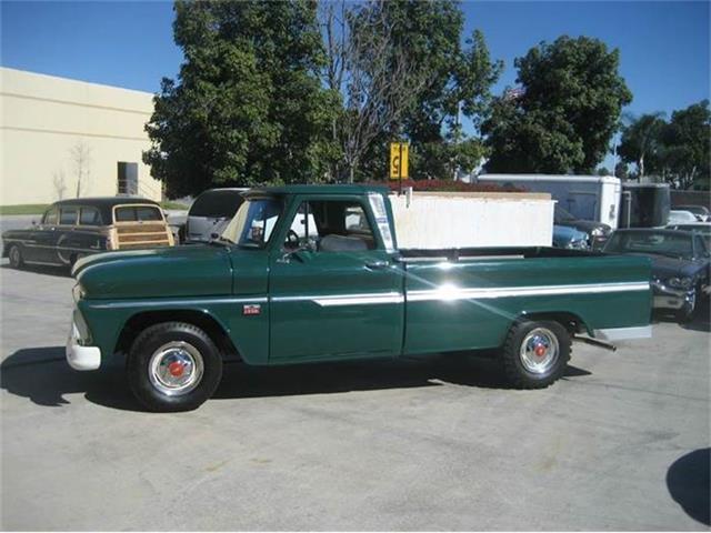 1966 Chevrolet C/K 10 | 772895
