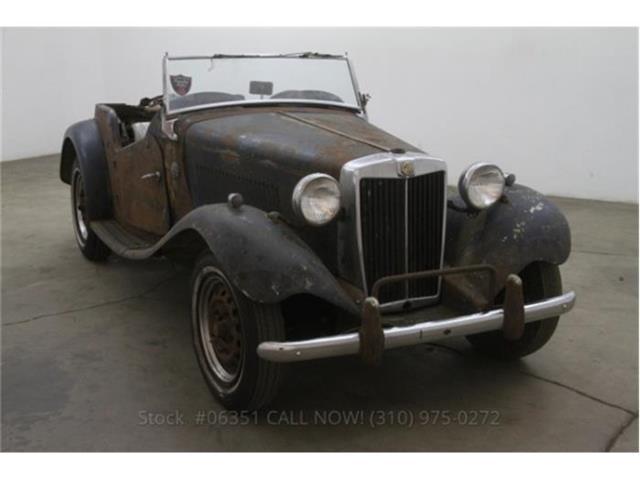 1953 MG TD | 770291
