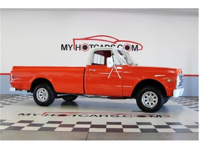 1970 Chevrolet C/K 10 | 772911