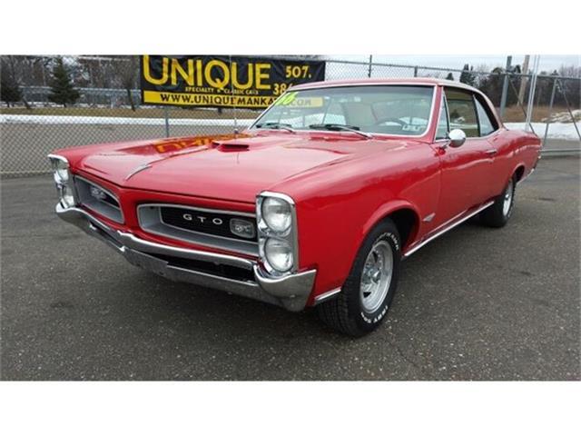 1966 Pontiac GTO | 773071