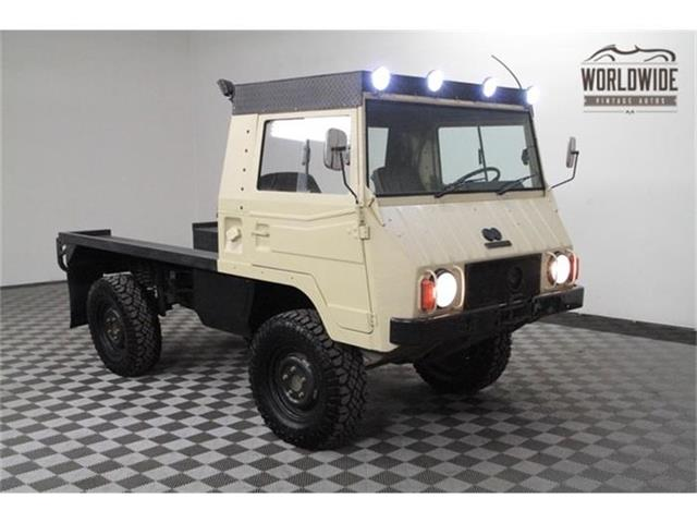 1973 Pinzgauer All-Terrain Vehicle | 773089