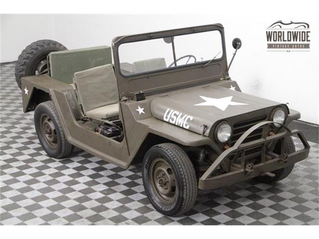 1962 Willys Military Jeep | 773092