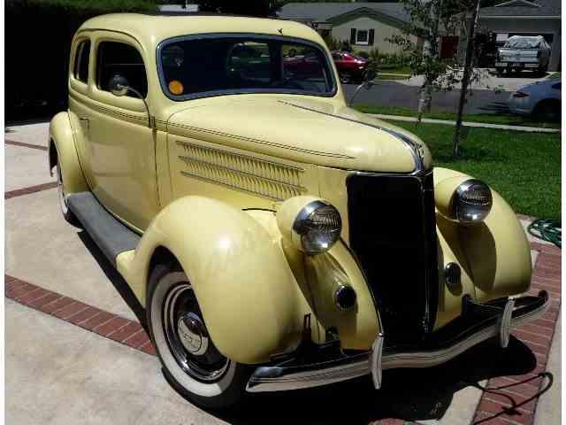 1936 FORD SEDAN TUDOR | 770312