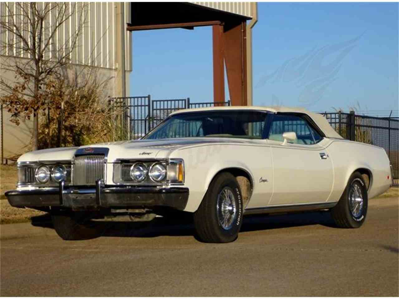 1973 Mercury Cougar XR7 For Sale