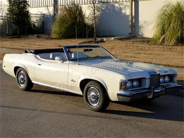 1973 Mercury Cougar XR7 | 770313