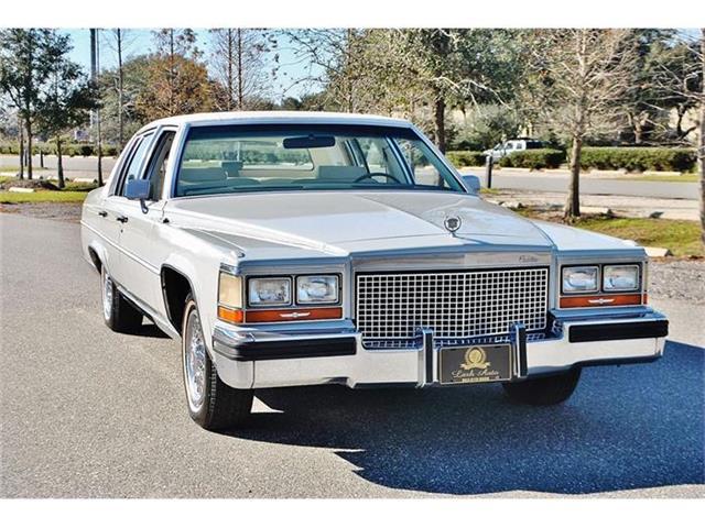 1987 Cadillac Brougham | 773152