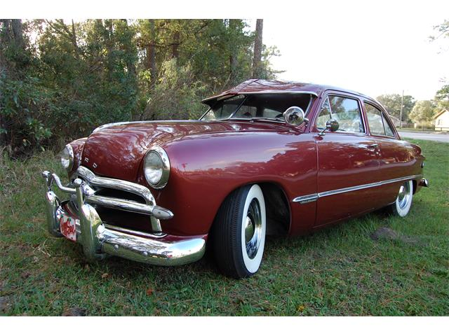 1949 Ford Custom For Sale on ClassicCars.com - 6 Available