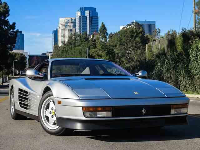 1991 Ferrari Testarossa | 770326