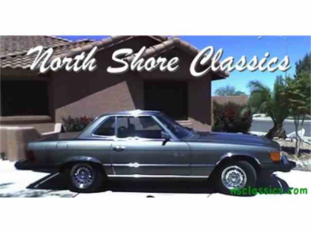 1980 Mercedes-Benz 450SL | 773307