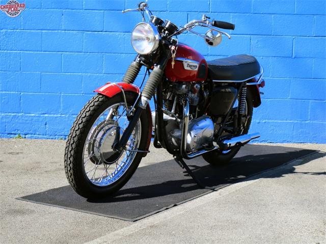 1969 Triumph Tiger | 773333