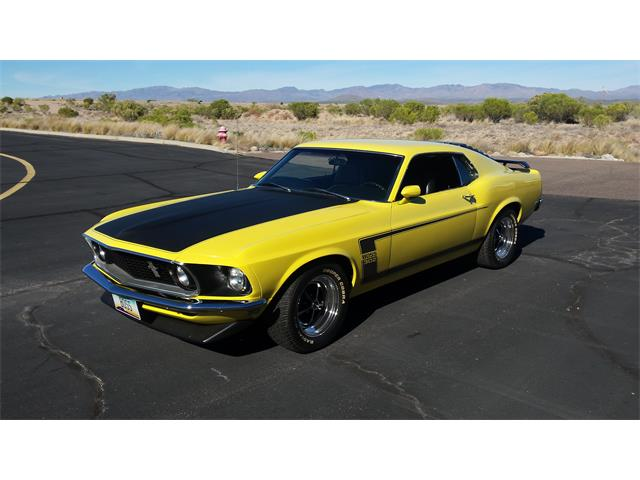 1969 Ford Mustang Boss 302 | 773335
