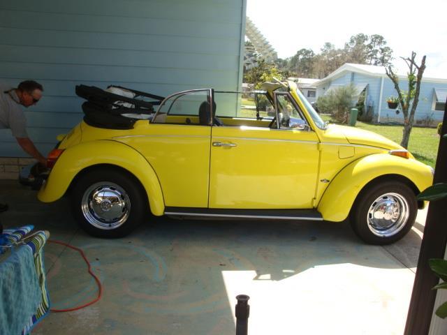 1974 Volkswagen Super Beetle | 773348