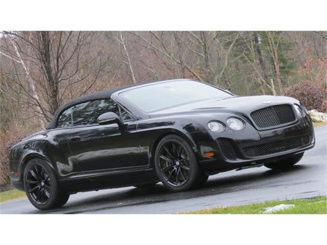 2011 Bentley Continental Supersports | 773367