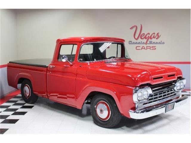 1960 Ford F100 | 773395