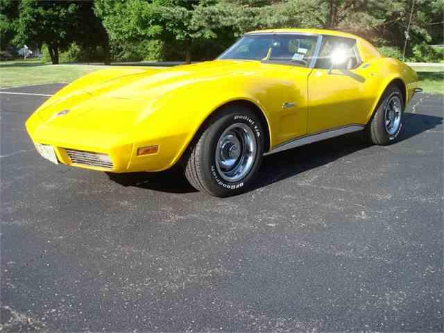 1973 Chevrolet Corvette | 773397