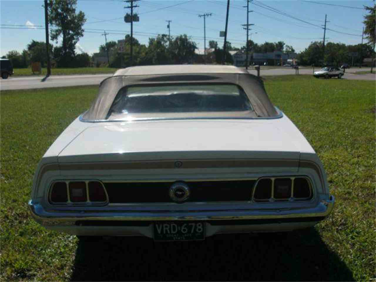 1973 Ford Mustang For Sale Cc 773410
