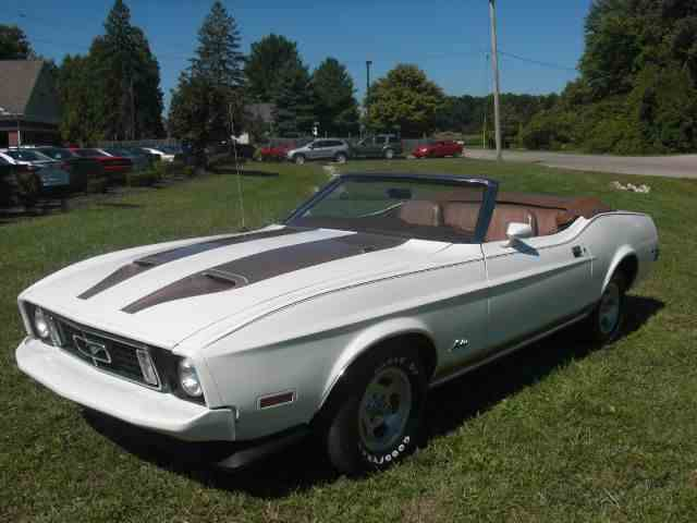1973 Ford Mustang   773410