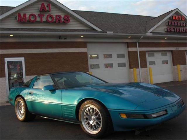 1992 Chevrolet Corvette   773434