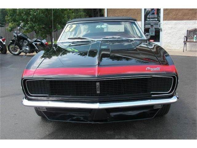 1967 Chevrolet Camaro | 773435
