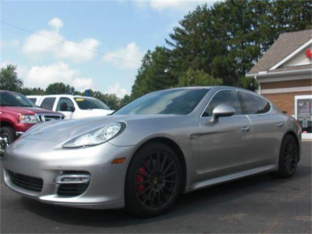 2012 Porsche Panamera | 773442