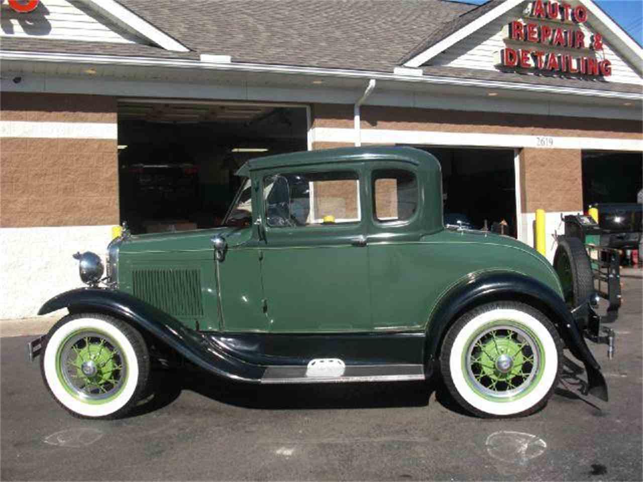 1931 ford model a for sale cc 773448. Black Bedroom Furniture Sets. Home Design Ideas