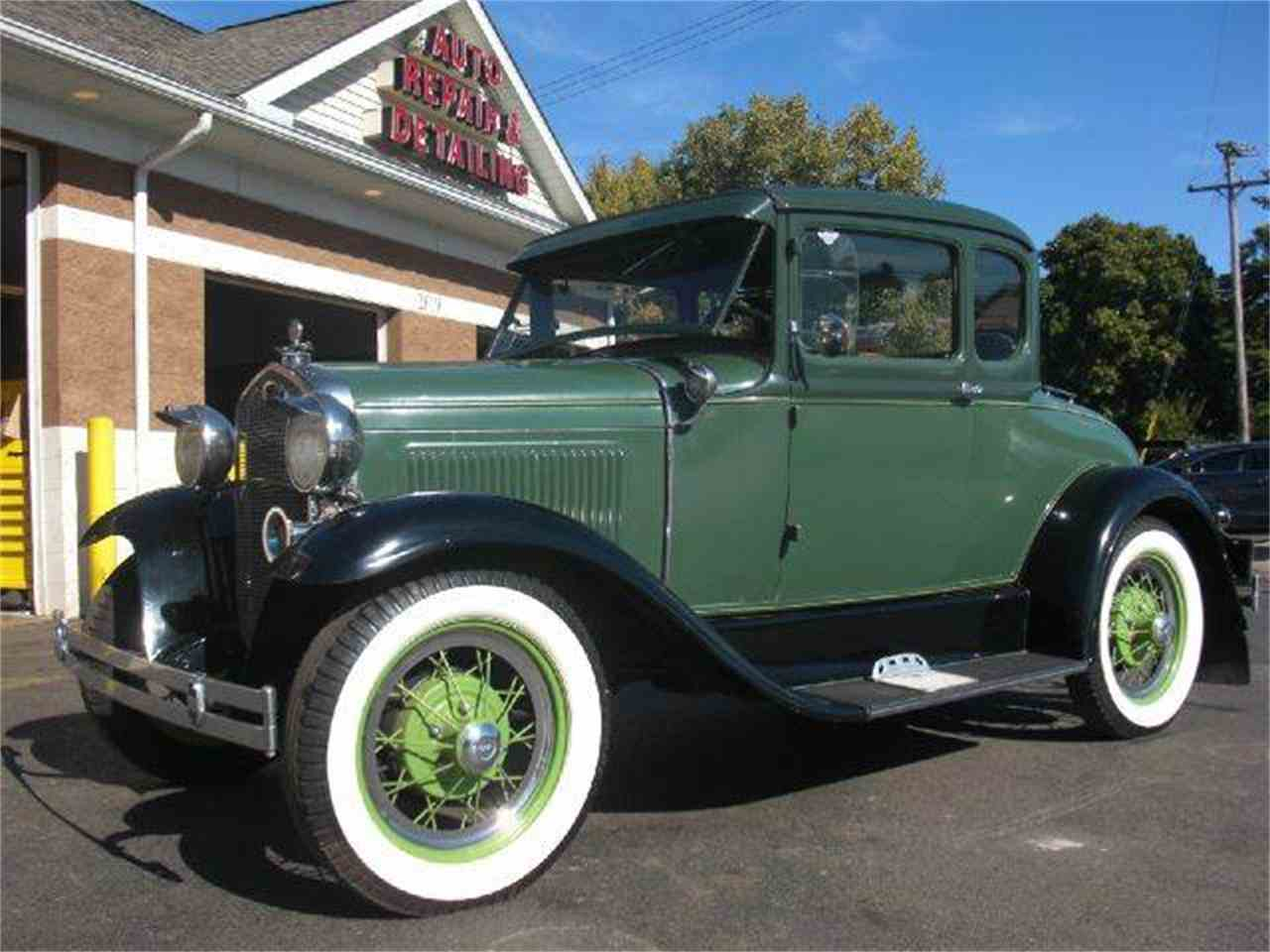 1931 Ford Model A For Sale Cc 773448