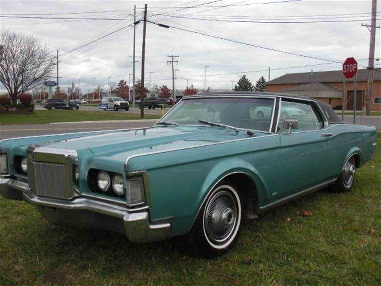 1969 lincoln continental mark iii for sale cc 773450. Black Bedroom Furniture Sets. Home Design Ideas