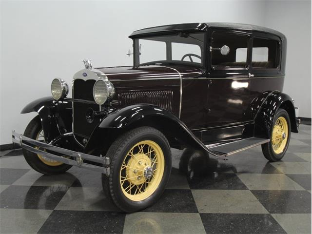 1930 Ford Model A 2-door sedan | 773477