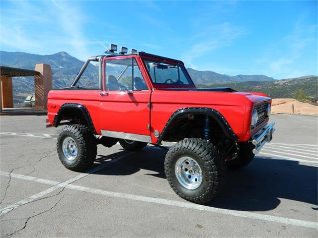 1971 Ford Bronco | 773499